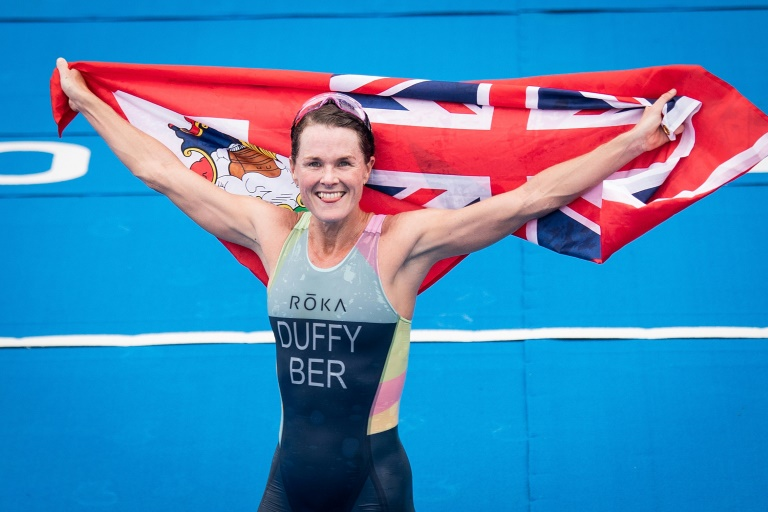 Bermuda's first Olympic gold 'just unbelievable': triathlete's parents
