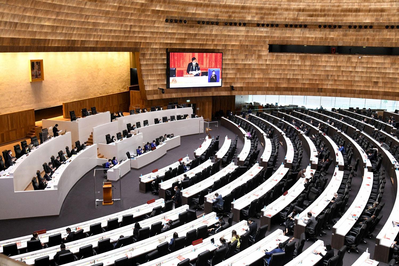 Parliament set to debate budget bill