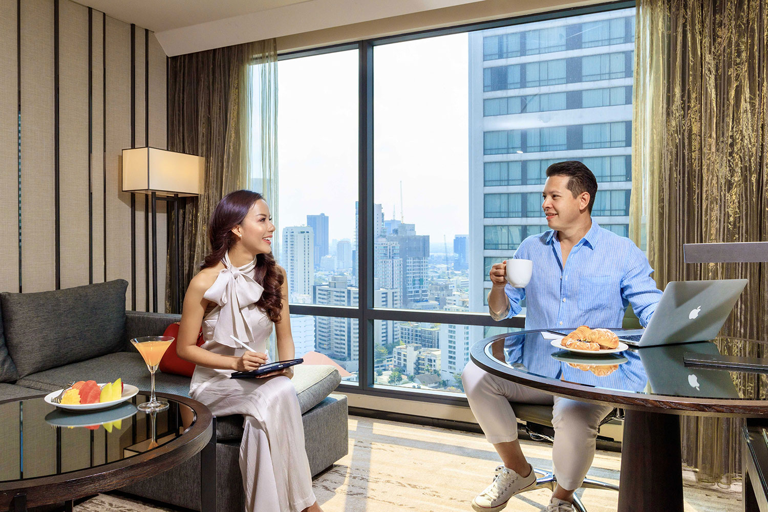 """WORK IN STYLE WITH MARRIOTT BONVOY'S """"SUMMER DREAMING"""" PROMOTION IN THAILAND"""