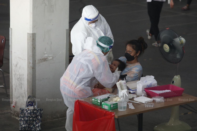 Bangkok hospitals pushed to brink
