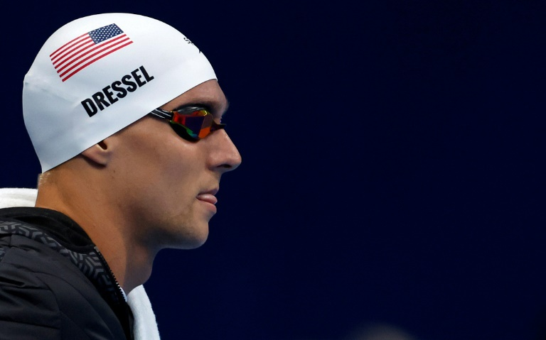 Dressel eyes 100m freestyle gold as Olympic golf tees off