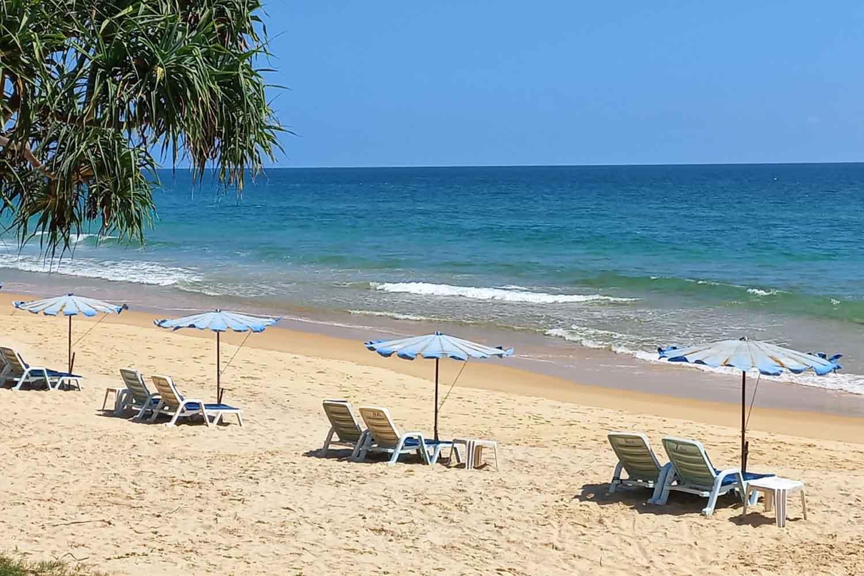 Phuket sealed off