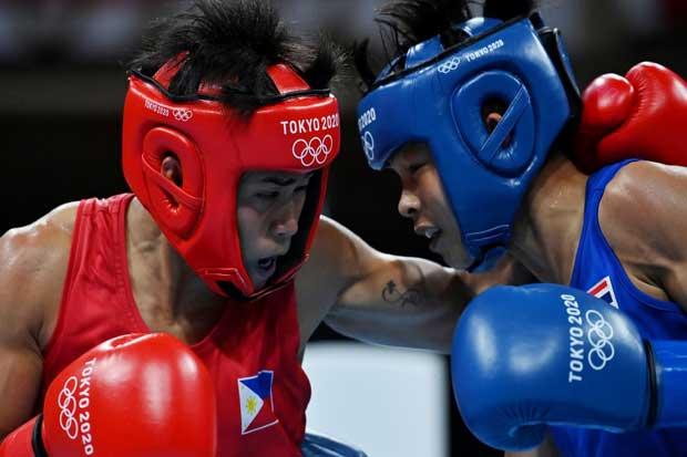 New-look Ratchanok, boxer Jutamas reach last 8