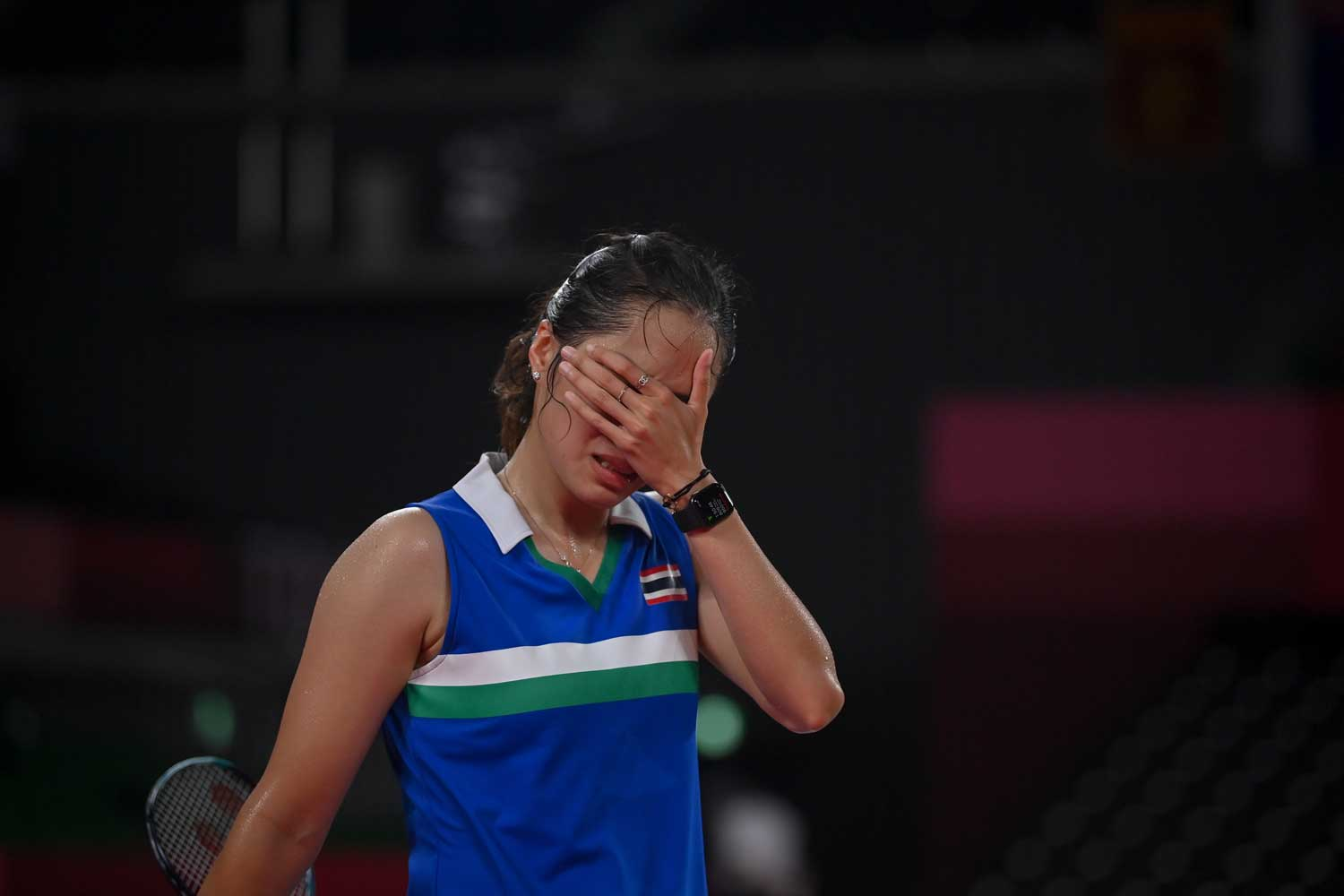 Tearful Ratchanok ends Olympic medal quest