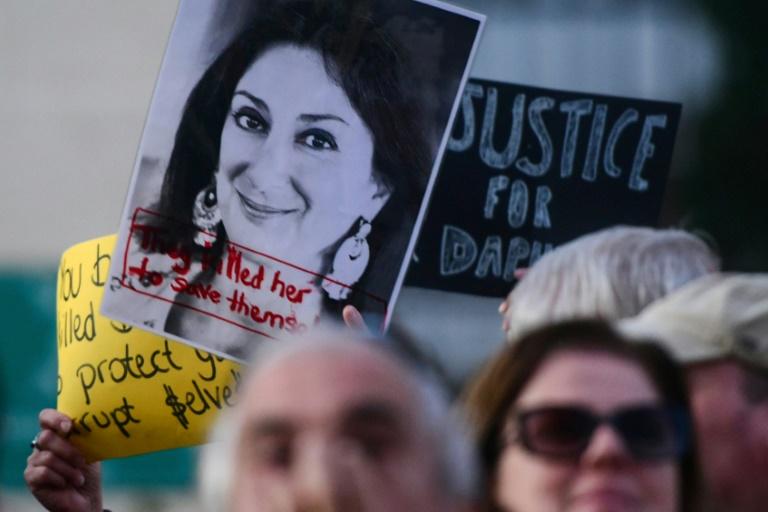 Daphne Caruana Galizia's killing soarked international outrage