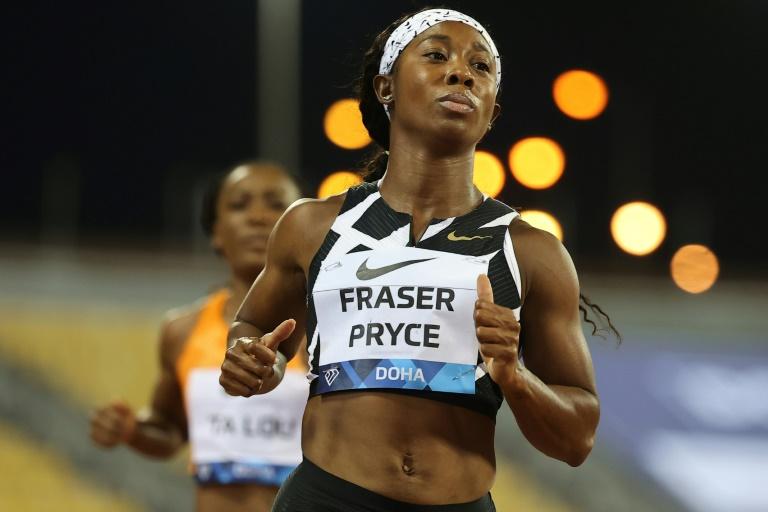Fraser-Pryce headlines Olympic athletics as coronavirus lurks