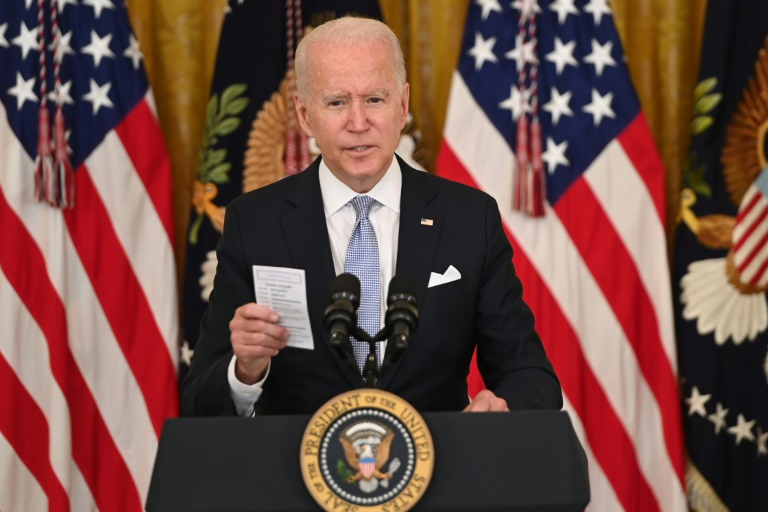 US President Joe Biden unveiled new requirements for federal workers to be vaccinated against Covid-19 or get regularly tested, as he called on Americans to