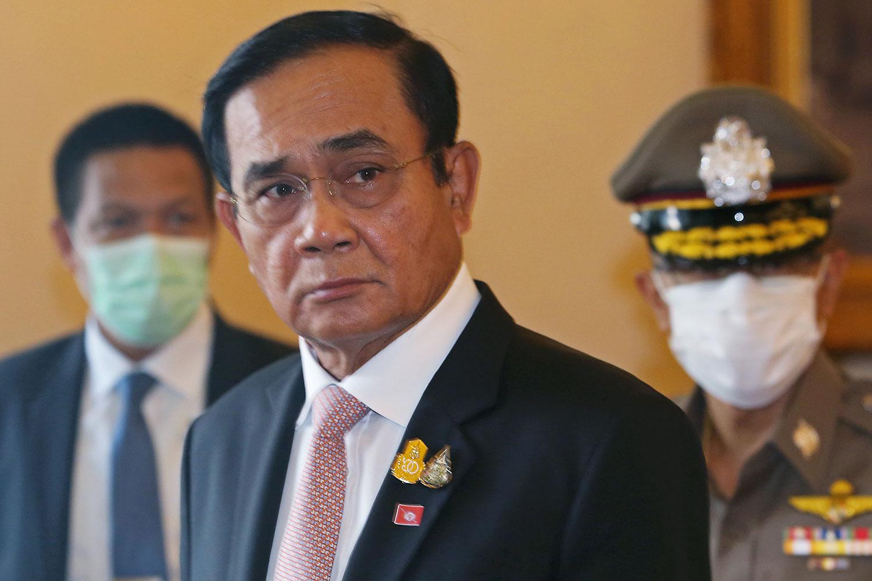 Prayut: 'I try to do my best'