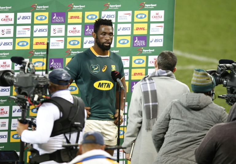 Dawson warns Lions to beware 'possessed' South Africa