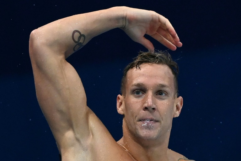 Five-star Dressel leads way as USA clinch duel in the pool