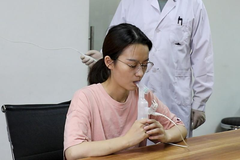 Are inhaled Covid-19 vaccines the future? A Chinese firm thinks so