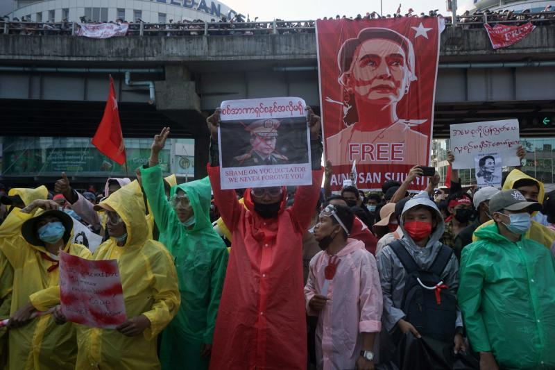 Indonesia urges Myanmar to approve appointment of Asean envoy