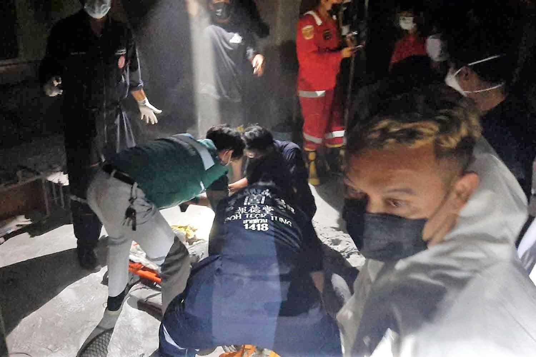 Indian man dies in room fire