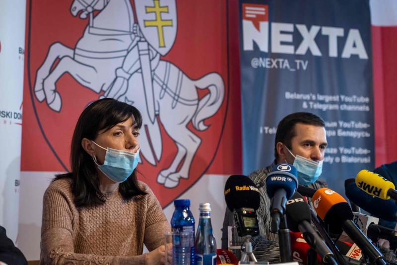 Belarus activist found hanged in Ukraine