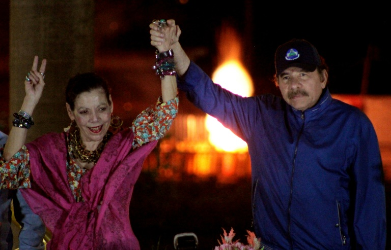 Nicaragua President Ortega to stand for reelection