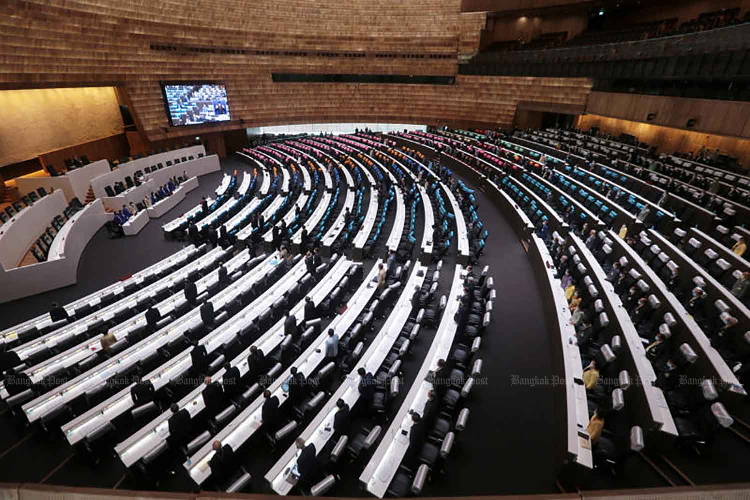 Pheu Thai stands by budget vote