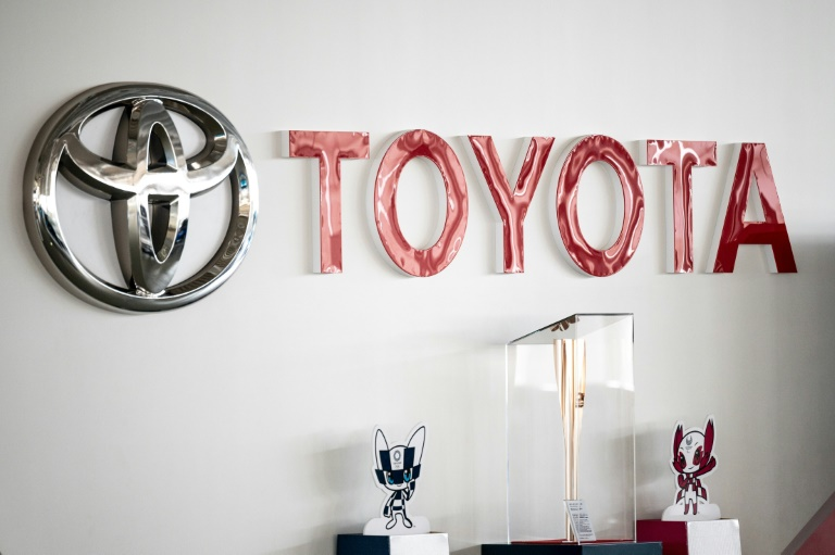 Toyota Q1 net profit rockets to $8.2bn, forecast unchanged