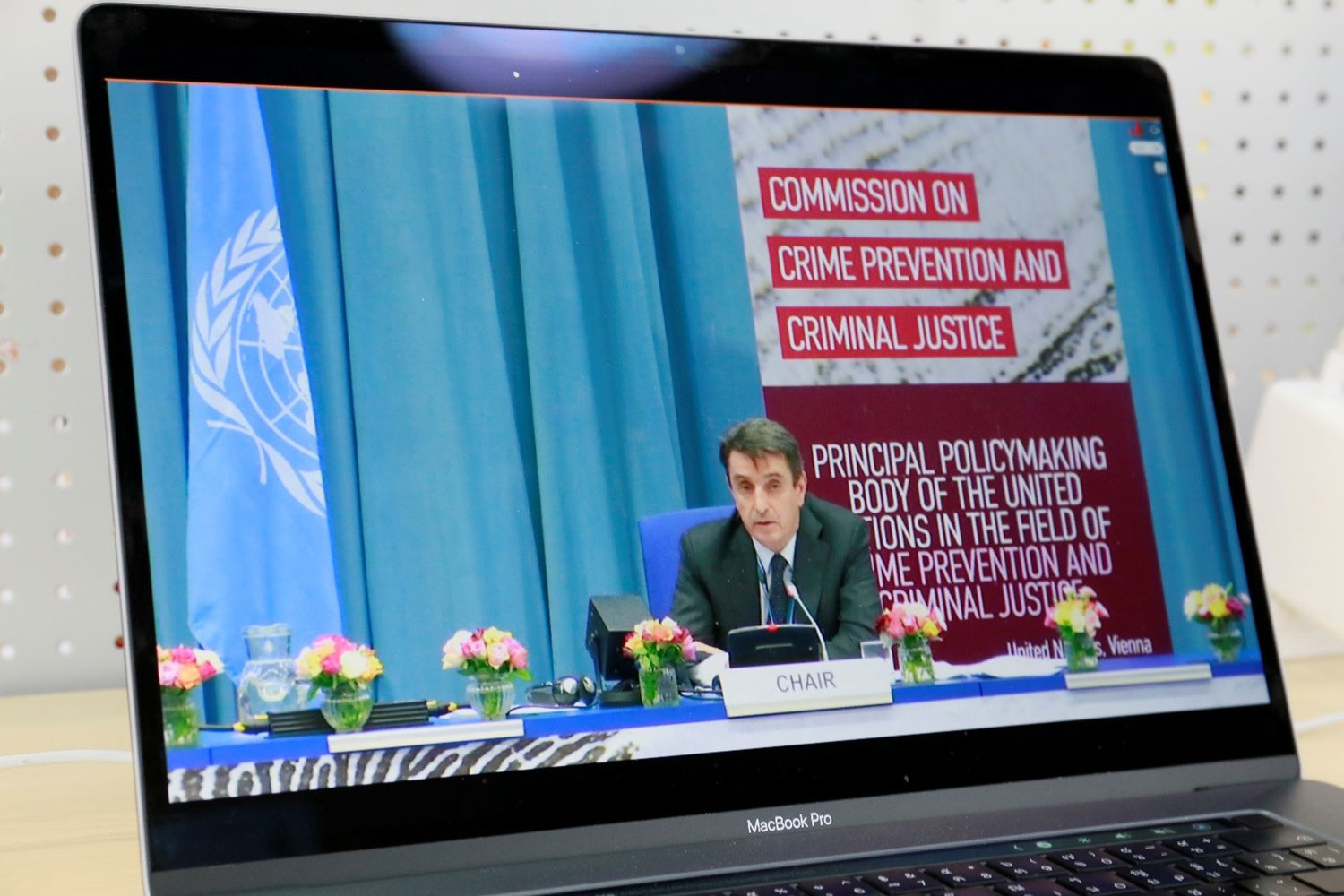 """Thailand pushes for """"Strengthening of Criminal Justice Systems"""" in response to COVID-19 at UN Forum"""