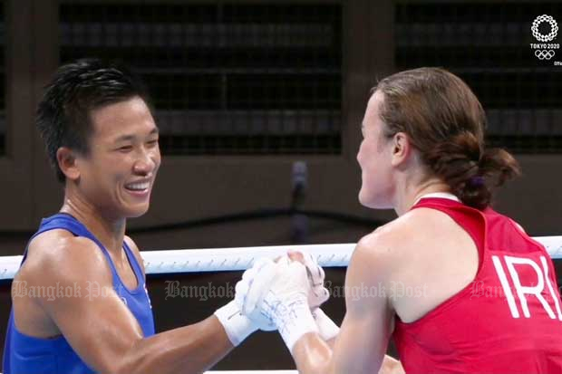 Thailand wins another Olympic medal