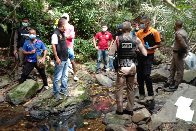 Woman found dead in Phuket sandbox