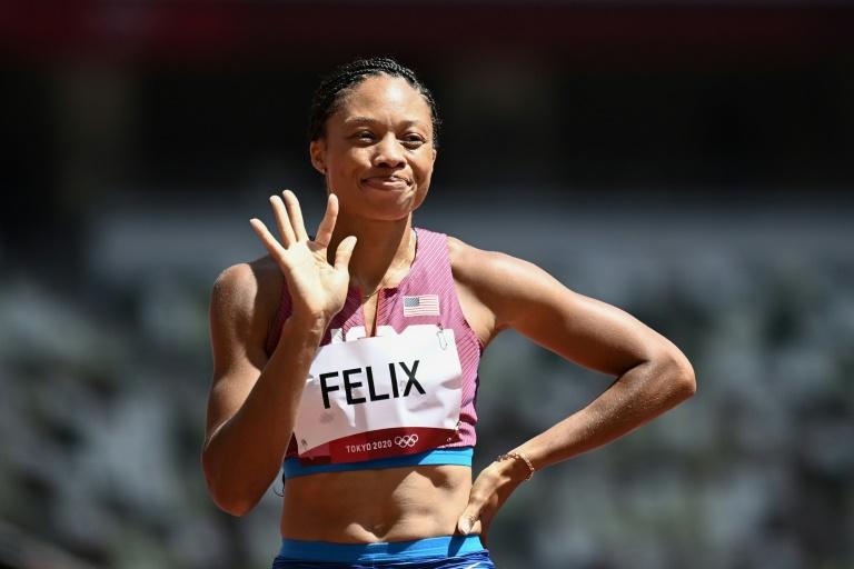 Veteran Felix chases Olympic record as Hassan steps up treble bid