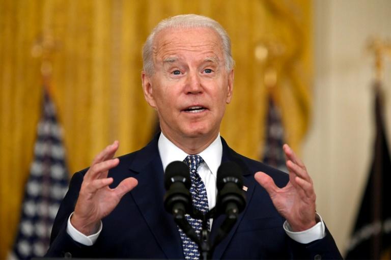 Win for Biden as Senate passes massive infrastructure bill