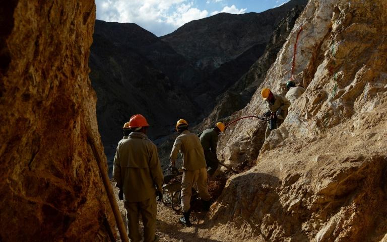 Taliban inherit untapped $1 trillion trove of minerals