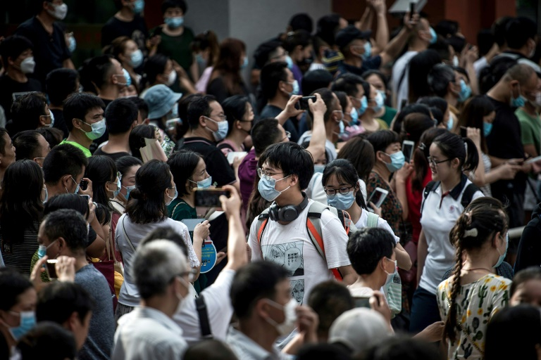 China's exam-oriented system culminates in the feared university entrance exam at age 18 known as the gaokao.