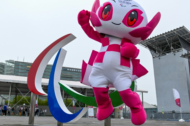 Tokyo's Paralympic mascot Someity was plastered across the city during the Games, which end Sunday