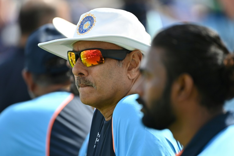 India's head coach Ravi Shastri has already tested positive for Covid and will be absent from the fifth Test at Old Trafford