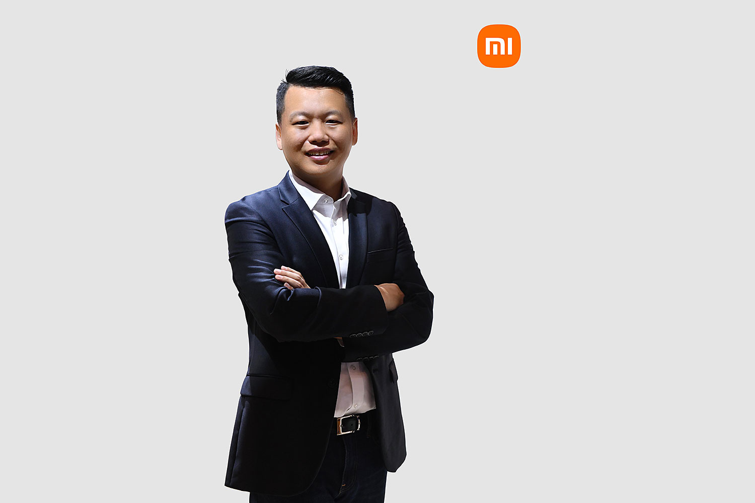 Mr Kang says the marketing budget for Xiaomi Thailand is rising 100%.