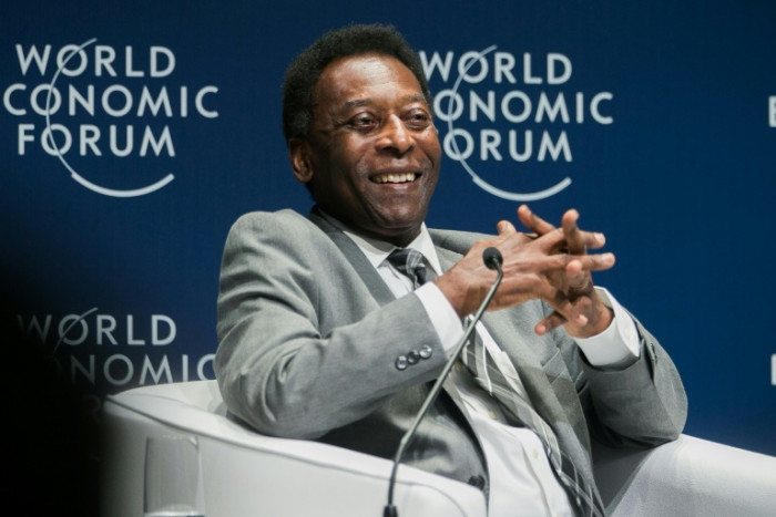 Pele ready to leave ICU after tumor removed, daughter says