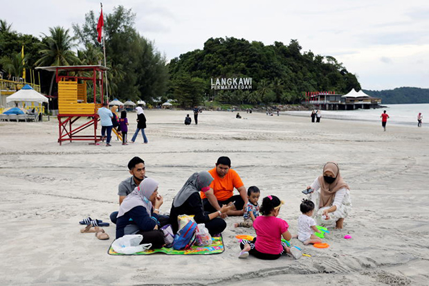 Langkawi readies for reopening with tourism bubble