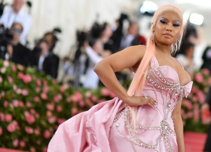 UK government raps Nicki Minaj over vaccine claims