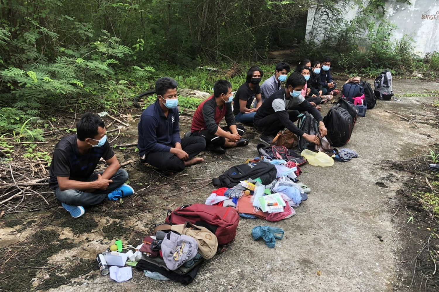Grappling with human trafficking, forced labour