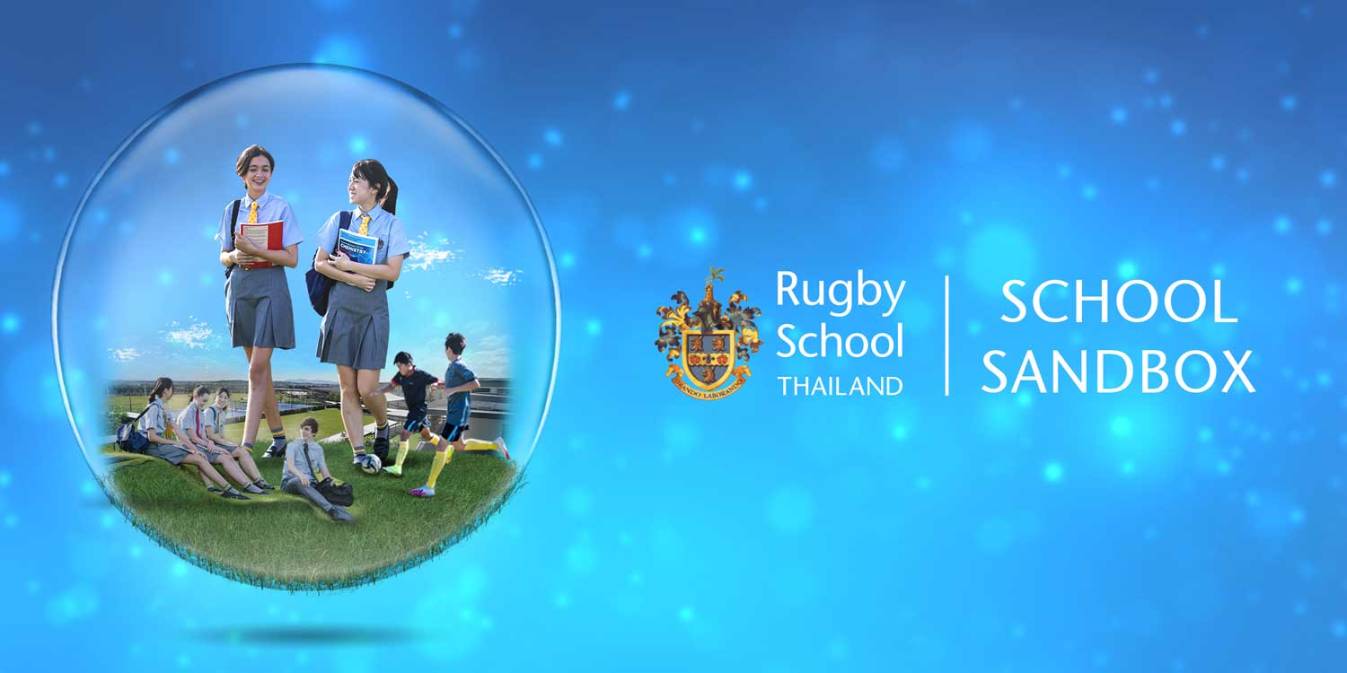 Rugby School Thailand gains approval from Ministries of Education and Public Health to open first 'school sandbox' in Thailand
