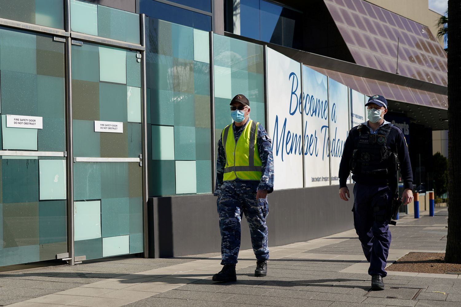 Australia tests facial recognition software to police Covid rules