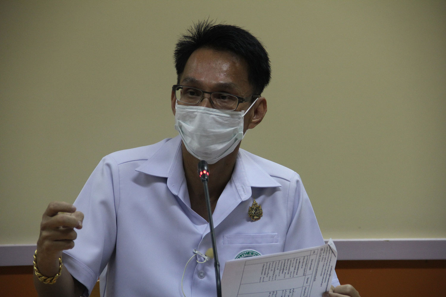 Prison declared field hospital as 1,195 inmates catch virus