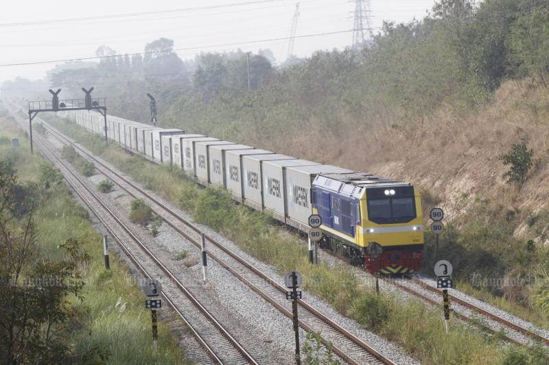 Nong Khai plans for rail link with China