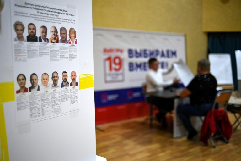 Russians start voting in parliamentary polls after historic crackdown