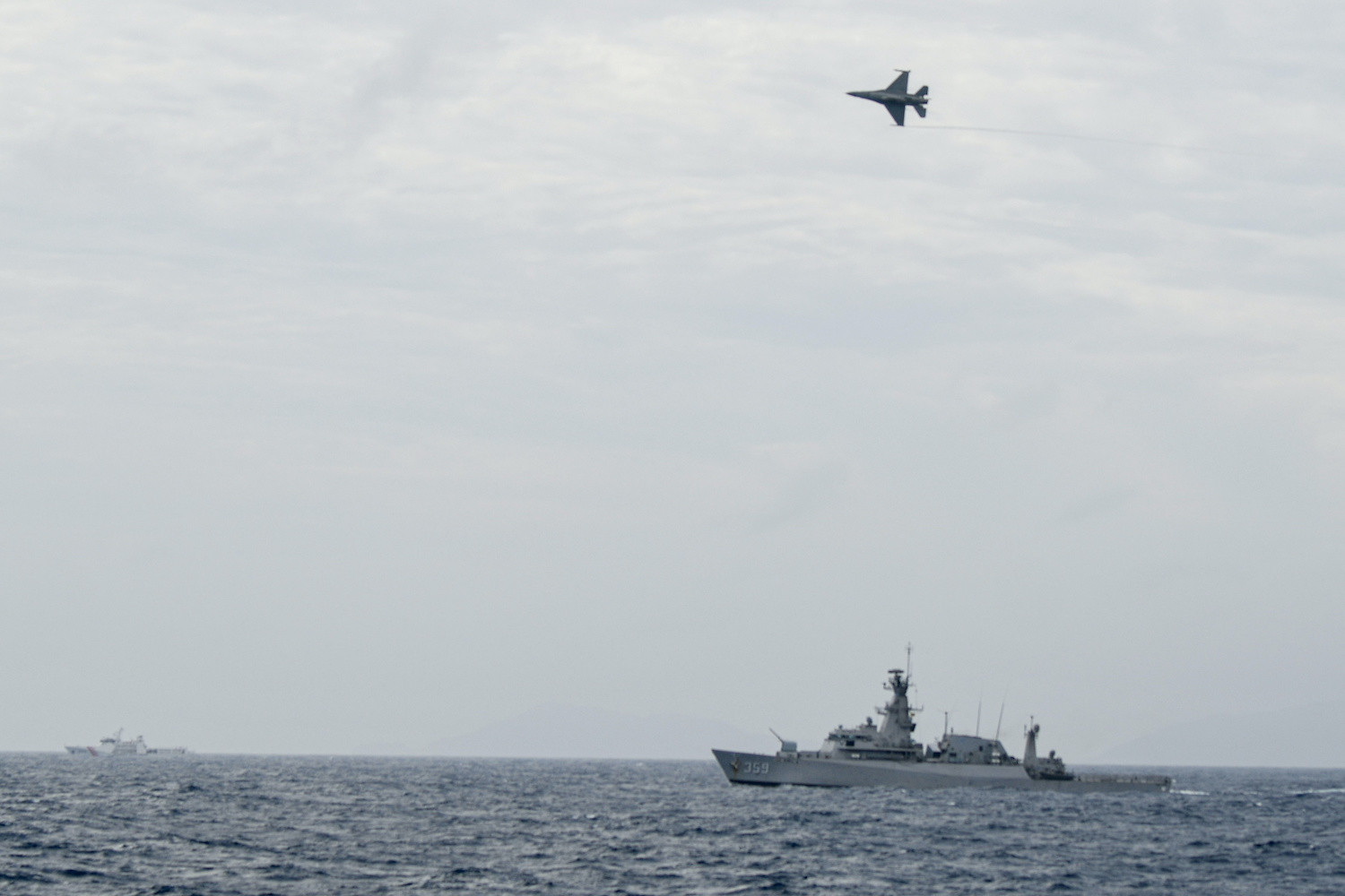 Indonesia frets about new regional arms race
