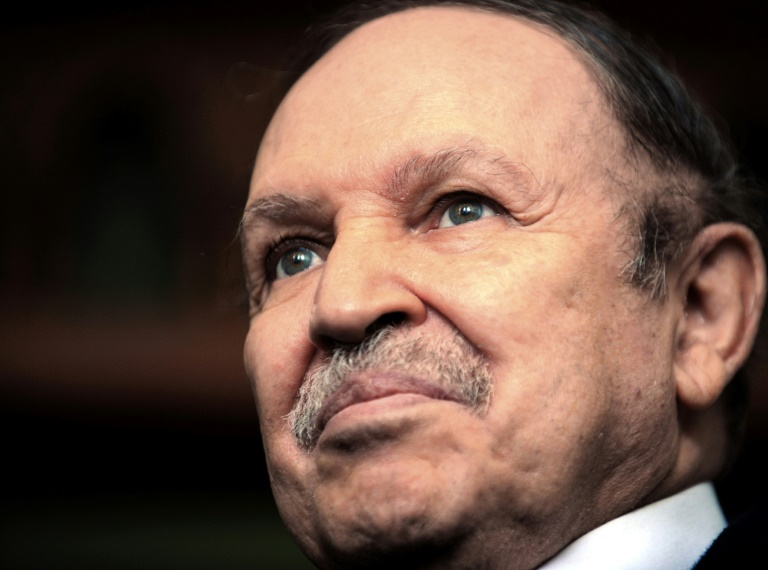 Algeria's Bouteflika: a veteran leader who was finally ousted