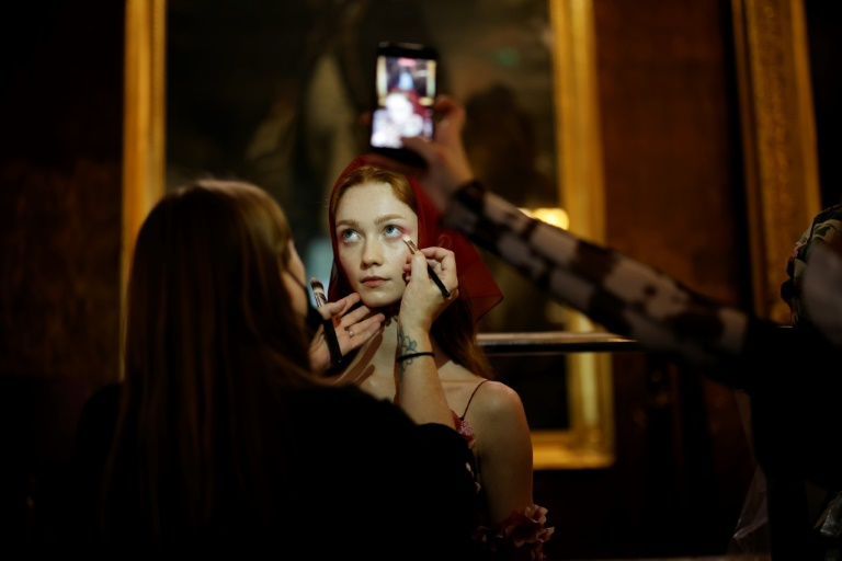 Back on the catwalk: live shows return at London Fashion Week