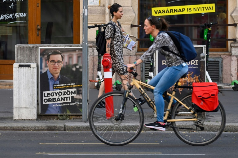 'Attack' hits Hungary primary polls aimed to challenge Orban: opposition