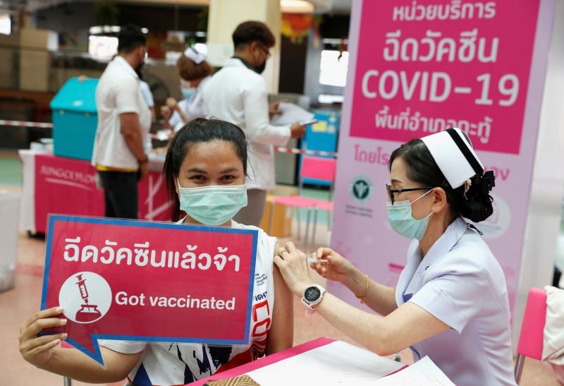 Anutin approves alternative Covid vaccination method to stretch supplies