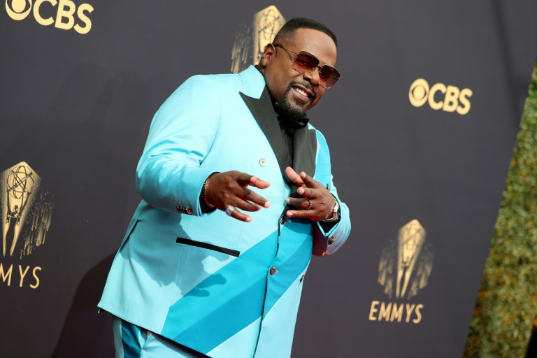 In-person Emmys open with musical number