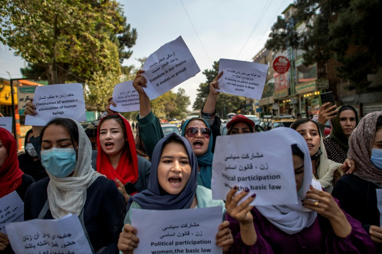 Afghan women outraged by new Taliban restrictions on work