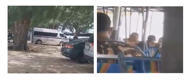 Inquiry clears Korat police for use of van seen at Phetchaburi beach