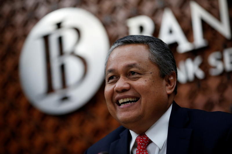 Bank Indonesia holds rates as economy flashes recovery signs