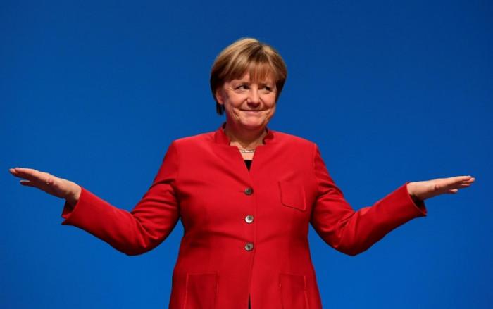 What Merkel, the belated feminist, did for women
